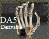 (A) Cave Skeleton Hand