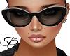 Blk&White Chill Glasses