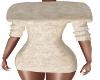 Henna's Knit Cream Dress