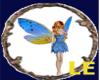 LE Blue Fairy Wings