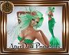 AD!  Green Mermaid