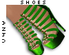 V4NY|Rope Shoes Toxic