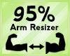 Arm Scaler 95%