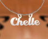 Chelle Necklace Silver