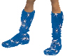 Blue Star Boots