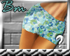 BM   Floral Shorts