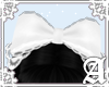 Headdress Bow~ Shiro