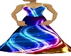 funky flame dress