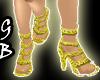 [GB] GaGa Anubis Heels