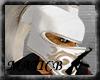 [M]White Fantasy Helmet