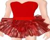 Kids Red Ballet Dress