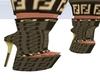 FF Peep Toe Heels