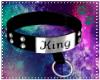 🐾 King  Collar |M|