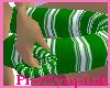 Green/white Candycane