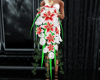 Whte Rose/Lilly Boquet