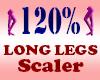 Resizer 120% Long Legs