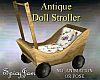 Antique DOLL Stroller