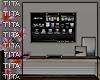 .Modern TV Console