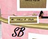 SB* Silena Desk Sign