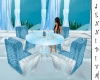 Winter Ice Chat Table