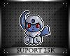 [ZX]25k Suport Sticker