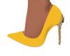 Rae-Sunny Yellow Heels