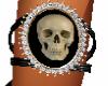 Skull Bracelet Left