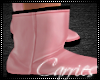 C Pink Boots
