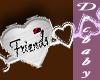 DB Heart BR~Friends