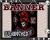 LAFFING DEVILS BANNER