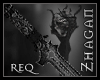 [Z] Ser Drake Staff blk