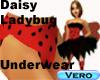 ~Vero~Ladybug Undies