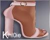 K lisa pink heels