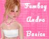 Andro Basics - White