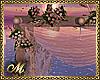 :mo:WEDDING PINK CANNOPY