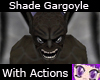 Shade Gargoyle w Actions