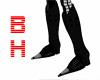 [BH] BLACK  Vamp Boot