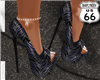 SD Mutant Zebra Heels