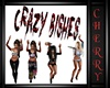 }CB{ Crazy Bishes
