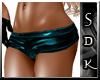 #SDK# Cyan Sexy Pants