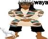 waya!NAWarriorTunic(m)