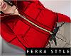 ~F~Maneka Jacket Red