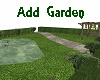 Add Garden Duck Pergola