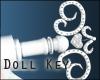 +Antique Doll+ Key