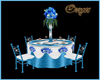 Wed. Blue Table