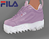 Purple FILA