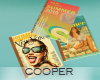 !A summer magazines