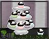 Pastel Halloween Cupcake