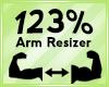Arm Scaler 123%