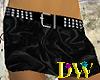 Blacksilk skirt
